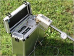 meta BLPS404 Bodenluftprobenahmesystem